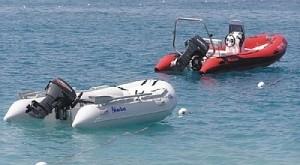 Украинские надувные лодки
