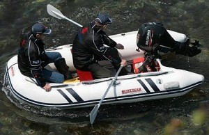 Японские надувные лодки
