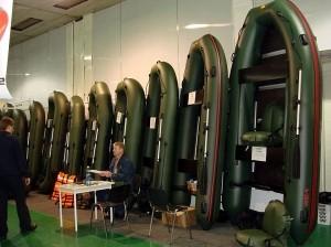 Уфимские надувные лодки