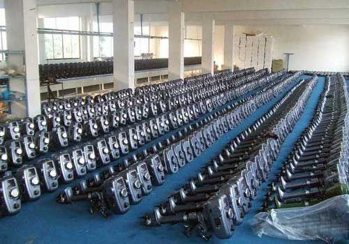 о заводах в китае выпускающие лодочные моторы