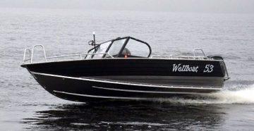 Открытый вариант Wellboat 53